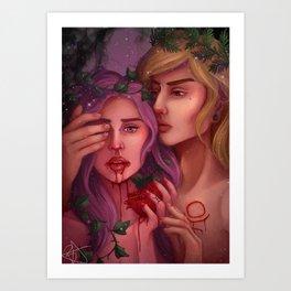 Stranger Than Earth Art Print