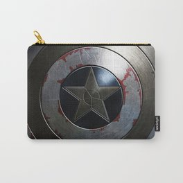 Captain Armor Shield Carry-All Pouch