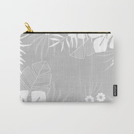 Tropical pattern 046 Carry-All Pouch