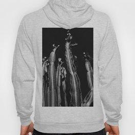 Cactus - black and white Hoody