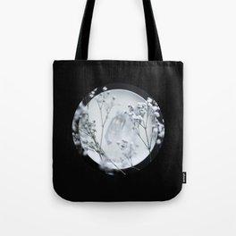 Silver Kiss II  Tote Bag
