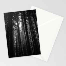 Norwegian woods - Bergen, Hordaland Stationery Cards