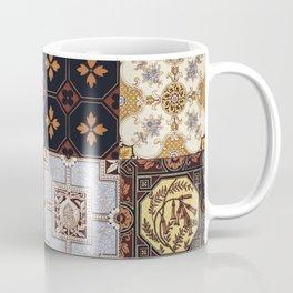 Amsterdam vintage tiles color Coffee Mug