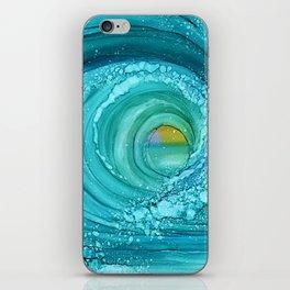 Sun Wave iPhone Skin