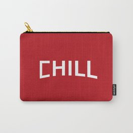 Red Chill Carry-All Pouch