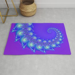fractals are beautiful -01- Rug
