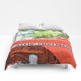 Allis - Chalmers Vintage Tractor Comforters