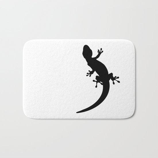 Lizard Bath Mat