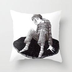 me2 Throw Pillow