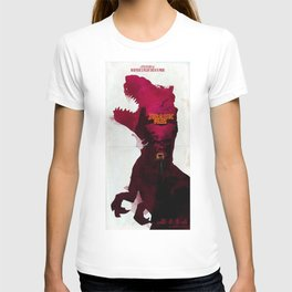 Inspired Movie Poster #2: Jurassic Park (1993) T-shirt