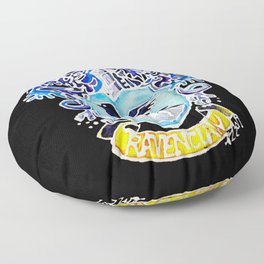 Ravenclaw Crest Floor Pillow