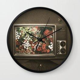 Programmed Wall Clock