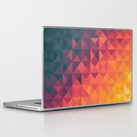 infinity Laptop & iPad Skins featuring Infinity Twilight by Picomodi