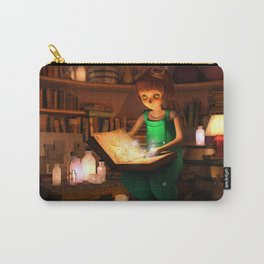 Lily's Magic Room Carry-All Pouch