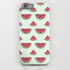 Watermelon Love Slim Case iPhone 6s