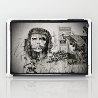 che iPad Cases featuring CHE by Dave Houldershaw