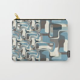 Abstract Shapes Metamorphosis Carry-All Pouch