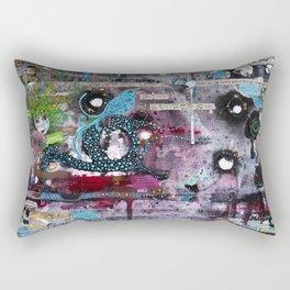 About Birdsong Rectangular Pillow