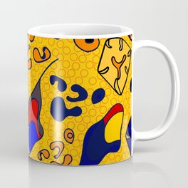 African Fancy 2 Coffee Mug