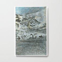 Abisko from Travel Book 5 Metal Print
