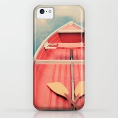 Floating On A Cloud iPhone 5c Slim Case