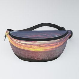 Painted Skies at Sunset Fanny Pack