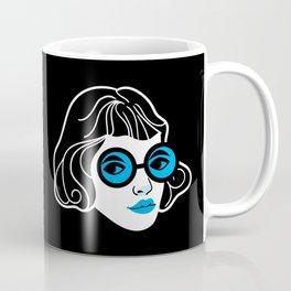 Lookout! Blue Version Coffee Mug