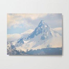Mount Washington, Oregon Metal Print