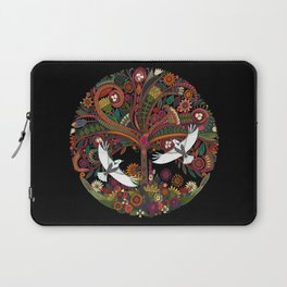 tree of life black Laptop Sleeve