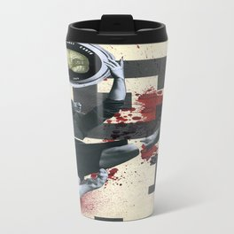 From planet earth Metal Travel Mug