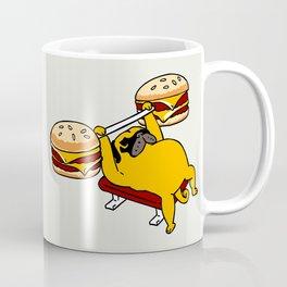 Double Cheeseburger Monday Coffee Mug