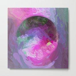 Abstract Mandala 215 Metal Print