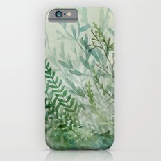 Ferns and Fog Slim Case iPhone 6s