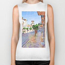 Borrello: street Biker Tank