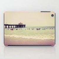 manhattan iPad Cases featuring Manhattan  by bonniebear