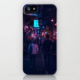 Matsuri Alley iPhone Case