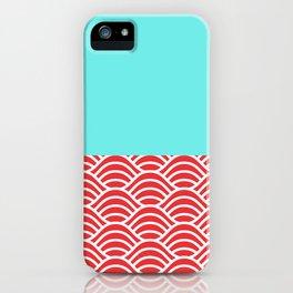 Japanese Pattern iPhone Case