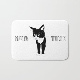 Hug Time Kitty Cat Bath Mat