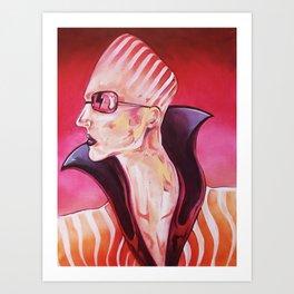 Candyman. Art Print