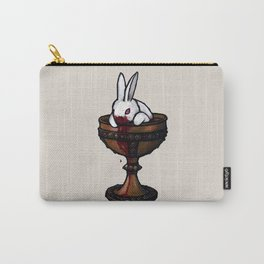 Rabbit of Caerbannog Carry-All Pouch