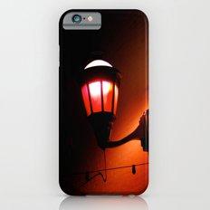Red Streetlight Slim Case iPhone 6s