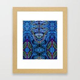 """""""Not Dead Just Jolly"""" Framed Art Print"""
