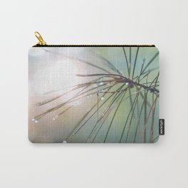 The Scent of Pine in the Morning - Nature Photography Carry-All Pouch