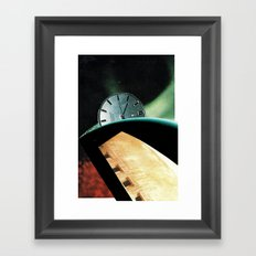 food» Framed Art Print