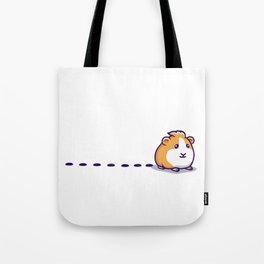 Guinea Pig Pellet Tote Bag