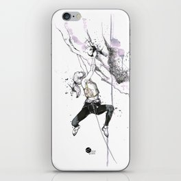 Lozen Girl iPhone Skin