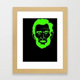 I __ Honesty Framed Art Print