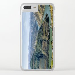 Douro panorama Clear iPhone Case