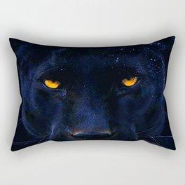 THE BLACK PANTHER Rectangular Pillow