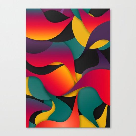 Sorry Canvas Print